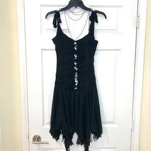 BEBE Sequin Cocktail Dress!